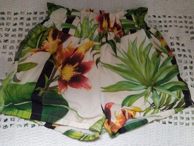 Shorts femininos - Foto 6