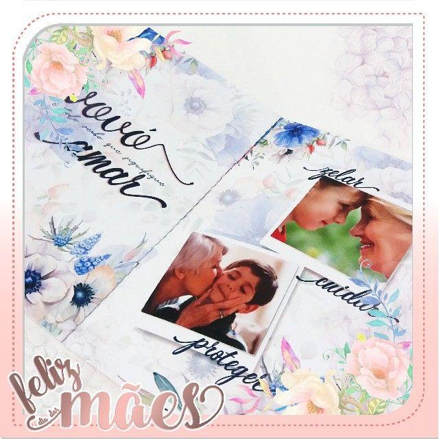Album de Figurinhas personalizado Dia das Mães - Foto 6