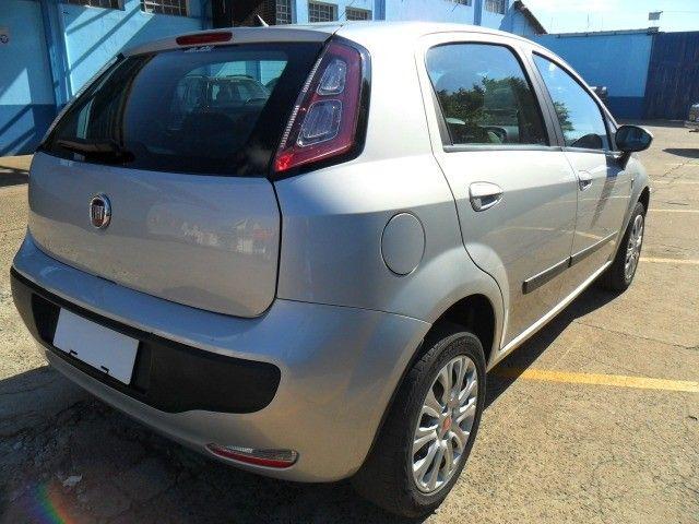 Fiat Punto Attractive 1.4 Fire Flex 8V 5p - Foto 5