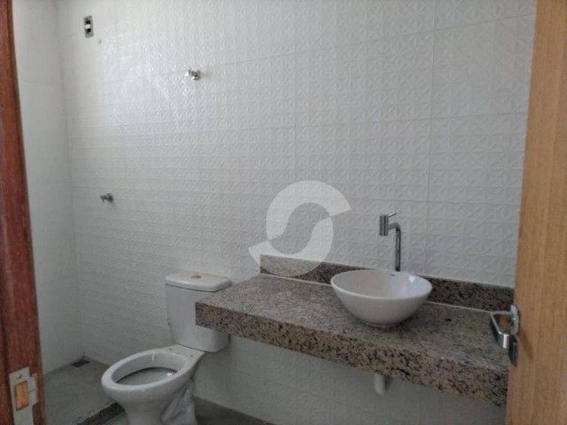 Cobertura com 3 dormitórios à venda, 110 m² por R$ 300.000,00 - Jardim Atlântico Leste (It - Foto 6