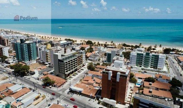 Apartamento à venda com 1 dormitórios em Cabo branco, João pessoa cod:38494 - Foto 4