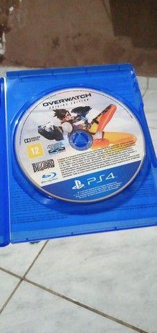 Vendo jogo Overwatch Origins Edition - Foto 2