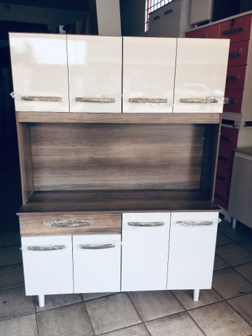 Armário de cozinha 8 portas, Novo  - Foto 2