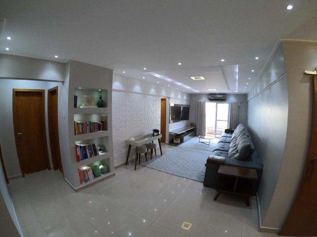 Apartamento à venda com 3 dormitórios em Aviação, Praia grande cod:6154 - Foto 9