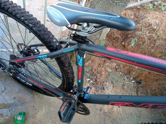 Bike aro 29 quadro da Shimano - Foto 4
