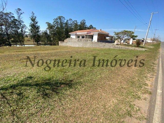Terreno com 450 m² no asfalto, Ninho verde 1 (Nogueira Imóveis) - Foto 8