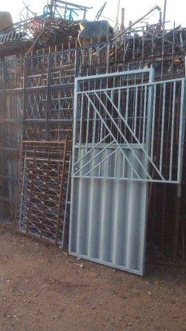 Grades e portões novos e usados  - Foto 3