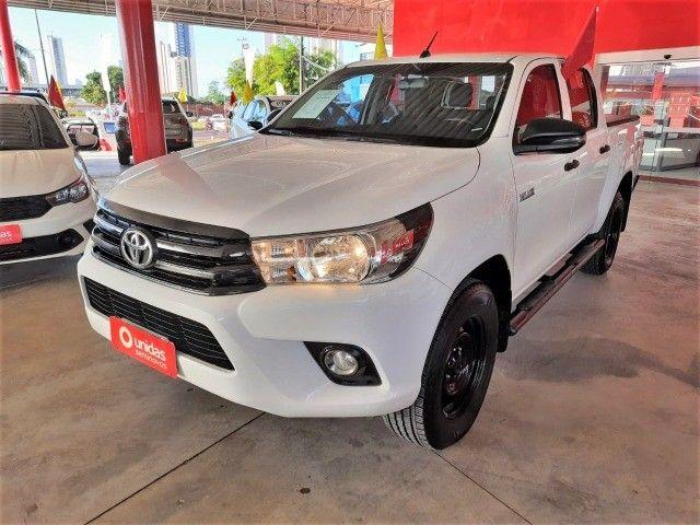 Toyota Hilux STD Power Pack 4x4 2.8 Diesel  - Foto 6