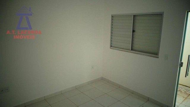 Apartamento com 2 dormitórios para alugar, 69 m² por R$ 750,00/mês - BairroSão Mateus - Foto 4