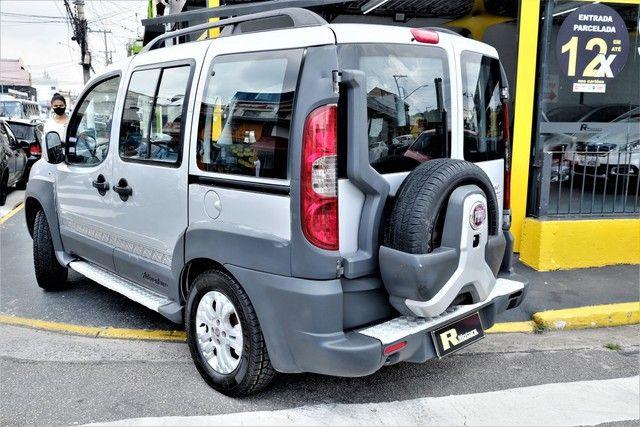 Fiat Doblò Adventure 1.8 16V (Flex) - Foto 7