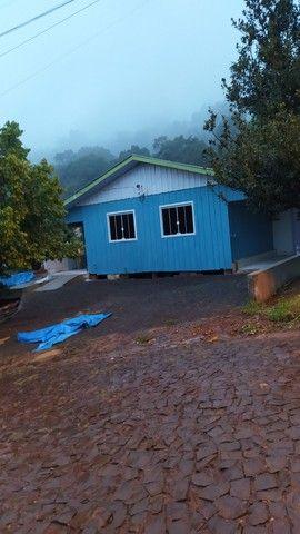 Vendo casa na vila rural