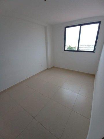 Apt em Cabo Branco uma rua para o mar,2 quartos,sendo 1 suíte e wc social - Foto 4