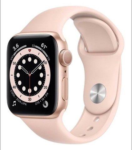 Apple Watch Series 6 40mm lacrado!