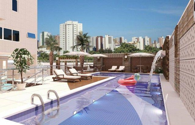 Apartamento lançamento com 100 metros quadrados com 3 quartos em Centro - Fortaleza - CE - Foto 17