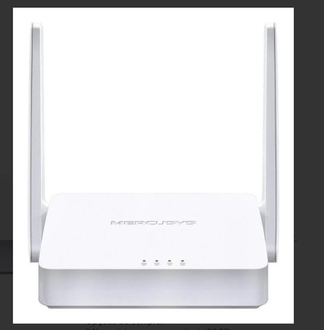 roteador mercusys wireless n 300mbps mw301r - mercusys - Foto 2