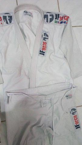 Kimono A2 semi novo  - Foto 2