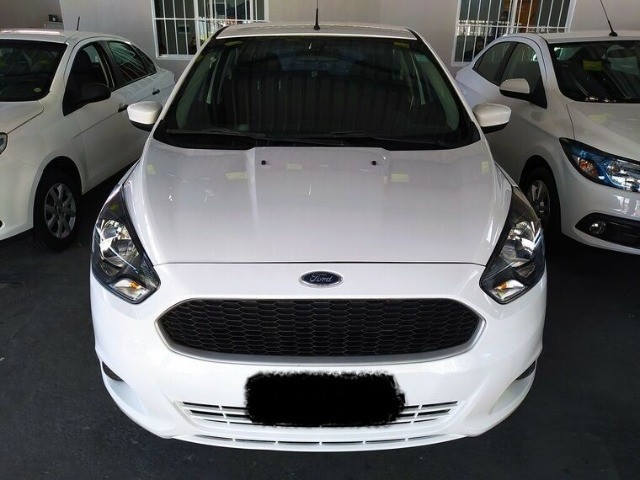 Ford KA 1.0 SE 12V Branco 2015 - Foto 3