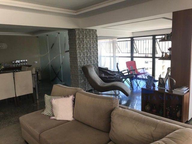 Apartamento para Venda em Maceió, Ponta Verde, 3 dormitórios, 3 suítes, 4 banheiros, 3 vag - Foto 4