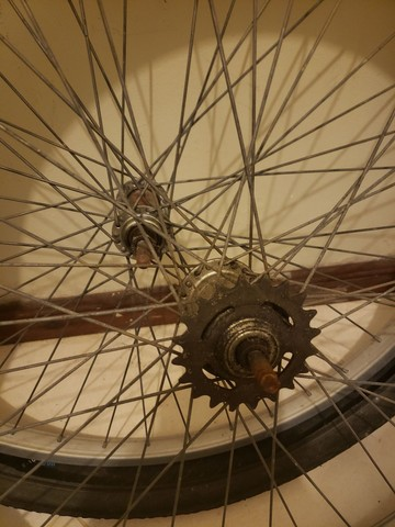 Rodas da barra circular ou monarque - Foto 2