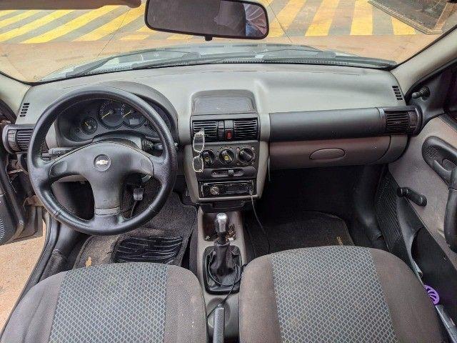 Corsa Classic Ls 1.0 MT - 2011/2012 - Foto 6
