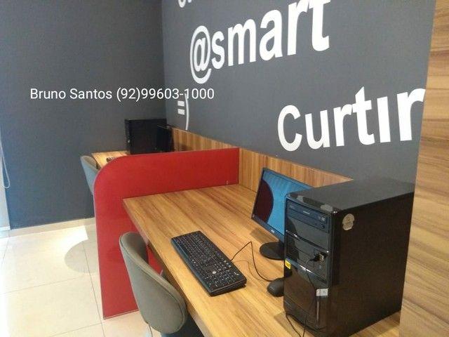 Smart Residence, 106m², Três dormitórios, próx ao Adrianópolis e Praça 14 - Foto 17