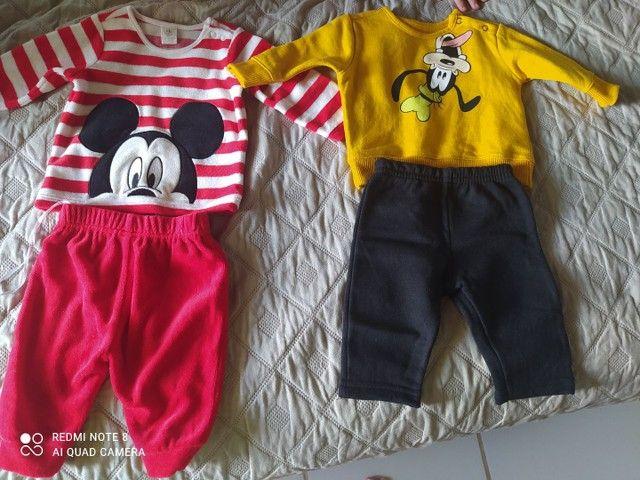 Lotes roupinhas de bebê menino - Foto 5
