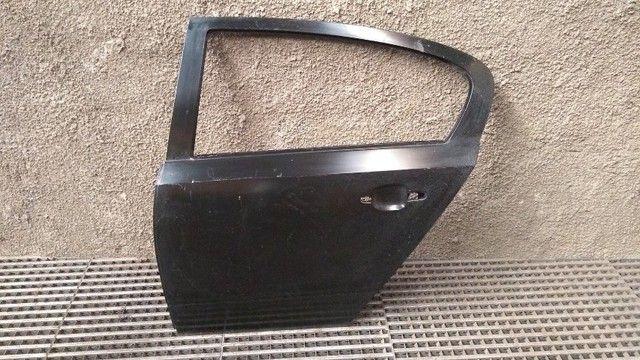 Porta Traseira Lado Esquerdo Vectra 2006 a 2011