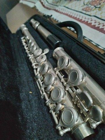 Flauta Transversal Suzuki - Foto 4