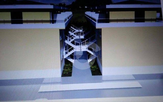 Cobertura com 3 dormitórios à venda, 110 m² por R$ 300.000,00 - Jardim Atlântico Leste (It - Foto 17