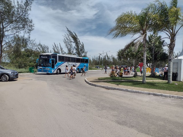 Ônibus busscar o400
