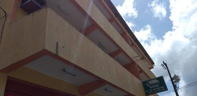 Apartamento de 3/4, com sacada no Residencial Roca - Marambaia (Próx sup. Lider)