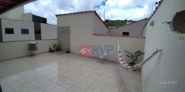 Cobertura com 2 dormitórios à venda, 100 m² por R$ 299.000,00 - Recanto da Mata - Juiz de  - Foto 8