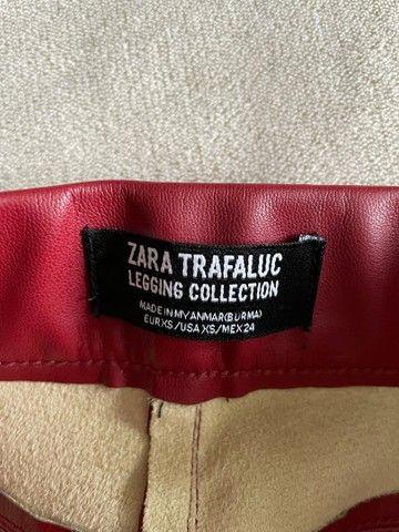 Calça legging Zara tamanho XS nova - Foto 3