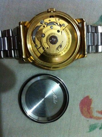 Relógio mido suíço ocean está 100% original  - Foto 2