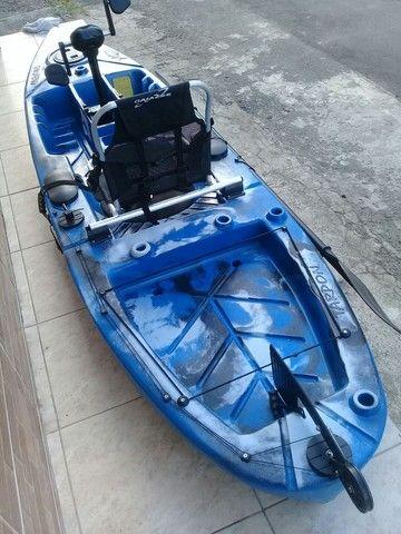 Canoa tarpon novinha  - Foto 2