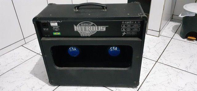 AMPLIFICADOR METEORO NITROUS 100G - Foto 2