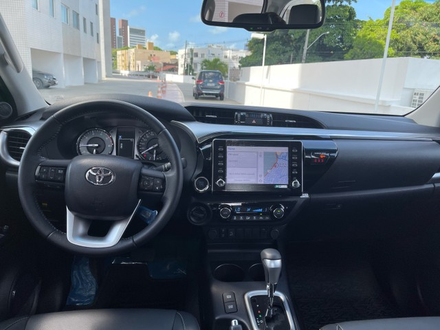 Toyota Hilux SRV! 2021! Emplacada 2021! - Foto 11