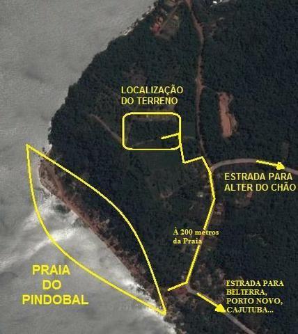 Terreno Praia Pindobal Belterra