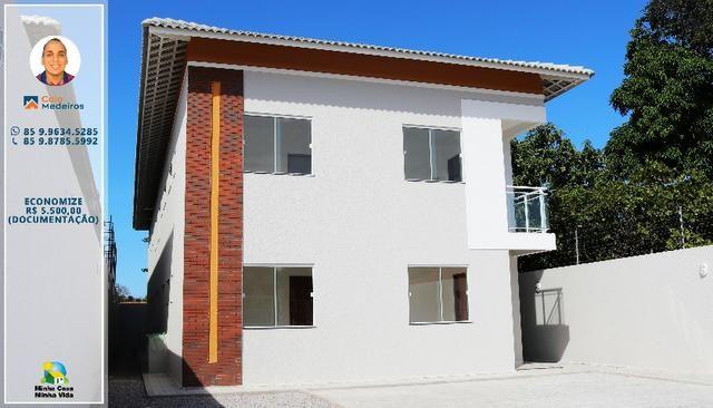 Apartamento no p.Potira com 2 Varanda Ótima Localização, Utilize seu FGTS