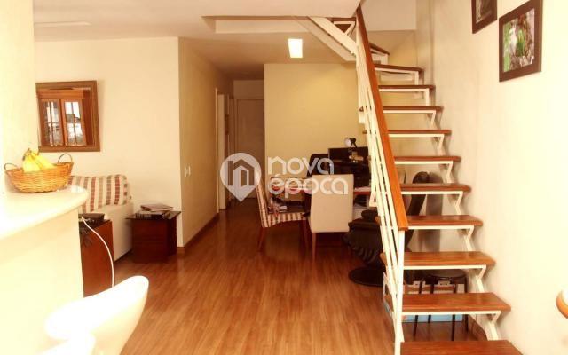 Apartamento à venda com 4 dormitórios em Grajaú, Rio de janeiro cod:AP4CB19485 - Foto 7