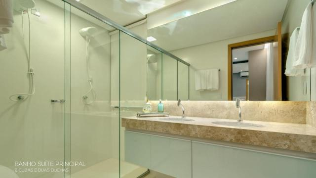 Apartamento 3 Suítes 121m² Próximo ao Vaca Brava - Essência Home Club - Foto 10