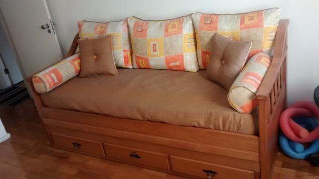 Tijuca 3 quartos com uma suite mobiliado - Foto 9