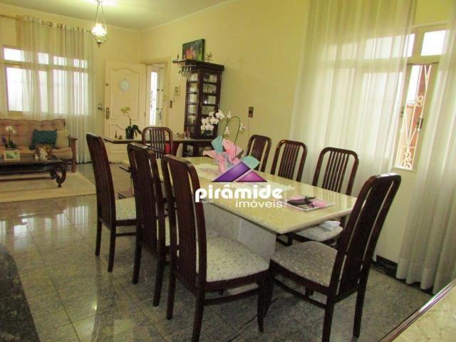 Casa residencial à venda, jardim paulista, são josé dos campos - ca3970.