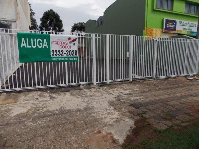 Terreno para alugar, 300 m² por R$ 4.000,00/mês - Rebouças - Curitiba/PR - Foto 2