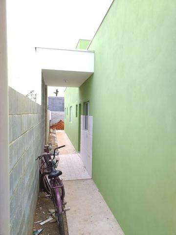 Vende || Casa Nova no Golfinhos || 02 dormitórios || Preço Especial || 190 mil - Foto 5