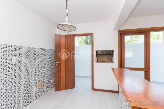 Casa de condomínio para alugar com 3 dormitórios em Ipanema, Porto alegre cod:291652 - Foto 3