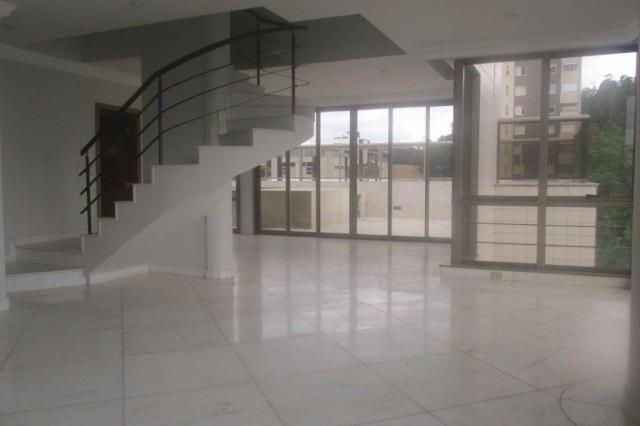 Cobertura à venda, 4 quartos, 4 vagas, gutierrez - belo horizonte/mg