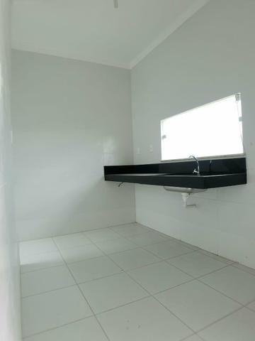 Vendo Casas de 2/4 e 3/4 todas com suíte e banheiro social ? na Mangabeira - Foto 6
