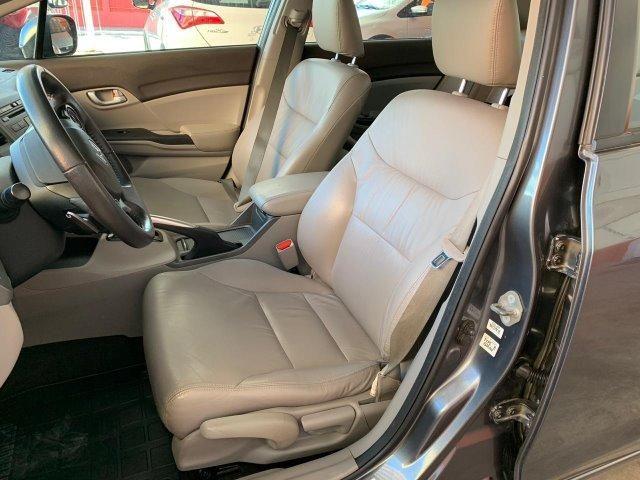 Honda Civic LXR 2.0 automatico 2014 - Foto 9