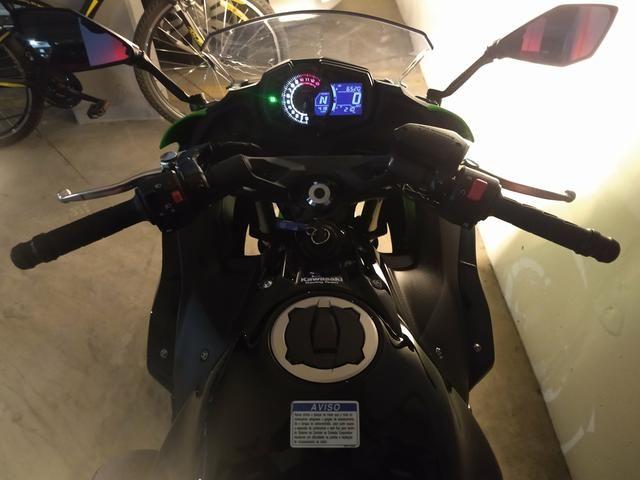 Kawasaki ninja 650 abs ano 2017/2018 - Foto 5